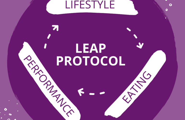 LEAP protocol is lifestyle eating and performance protocol